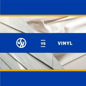 James Hardie vs. Vinyl